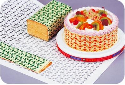 Khuôn Bánh Lưới Hình Tam Giác