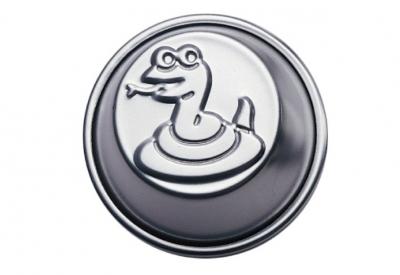 Khuôn bánh hình con rắn