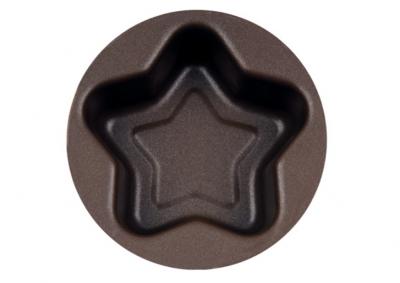 Khuôn bánh hình ngôi sao không dính
