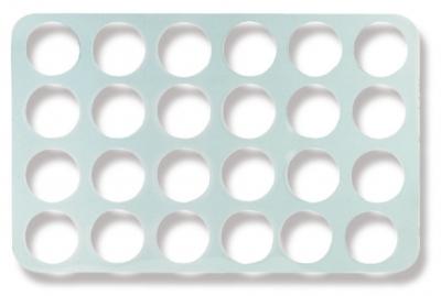 Khay tạo hình bánh quy - 24 phần (80mm)