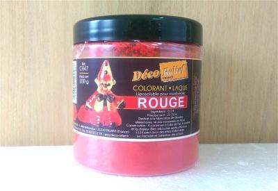 Màu Đỏ (Deco Relief) 100g