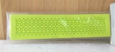 Khuôn chocolate/Fondant silicone hình vòng hoa