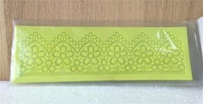 Khuôn chocolate/Fondant silicone hình hoa cúc