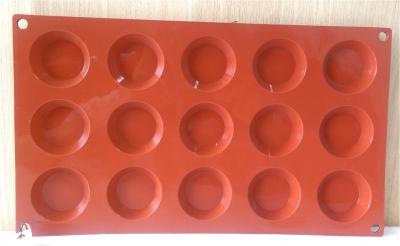 Khuôn silicone 15 bánh tạc nhỏ