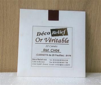 Vàng Miếng (22 carats) (Deco Relief)