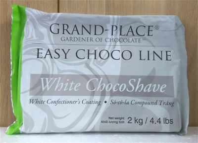 Chocolate Compound Trắng