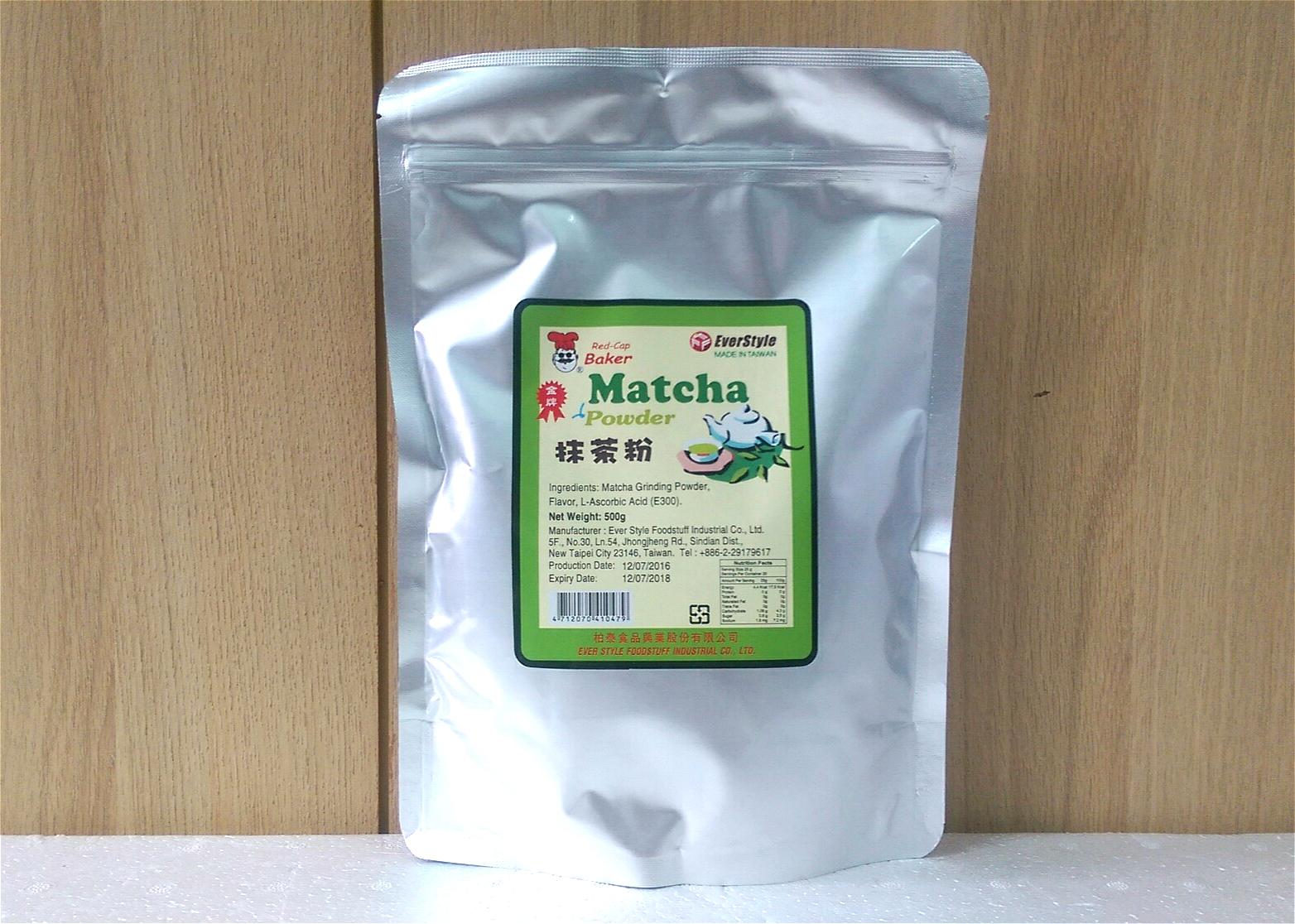 Bột trà xanh matcha 500g