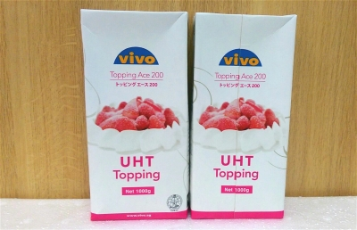 Kem Sữa Topping Ace 200