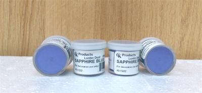 Nhủ màu xanh sapphire 2g (Pháp)