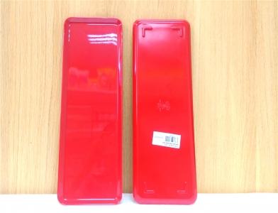 Khay nhựa nhỏ đỏ