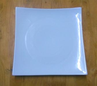 Đĩa sứ vuông 355mm