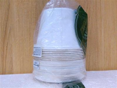 Hộp giấy 500 ml có nắp - 10 cái/bịch