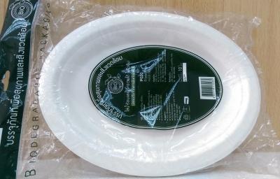 Đĩa giấy hình e líp - 10 cái/bịch