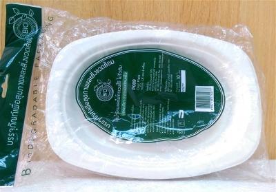 Đĩa giấy oval - 10 cái/bịch