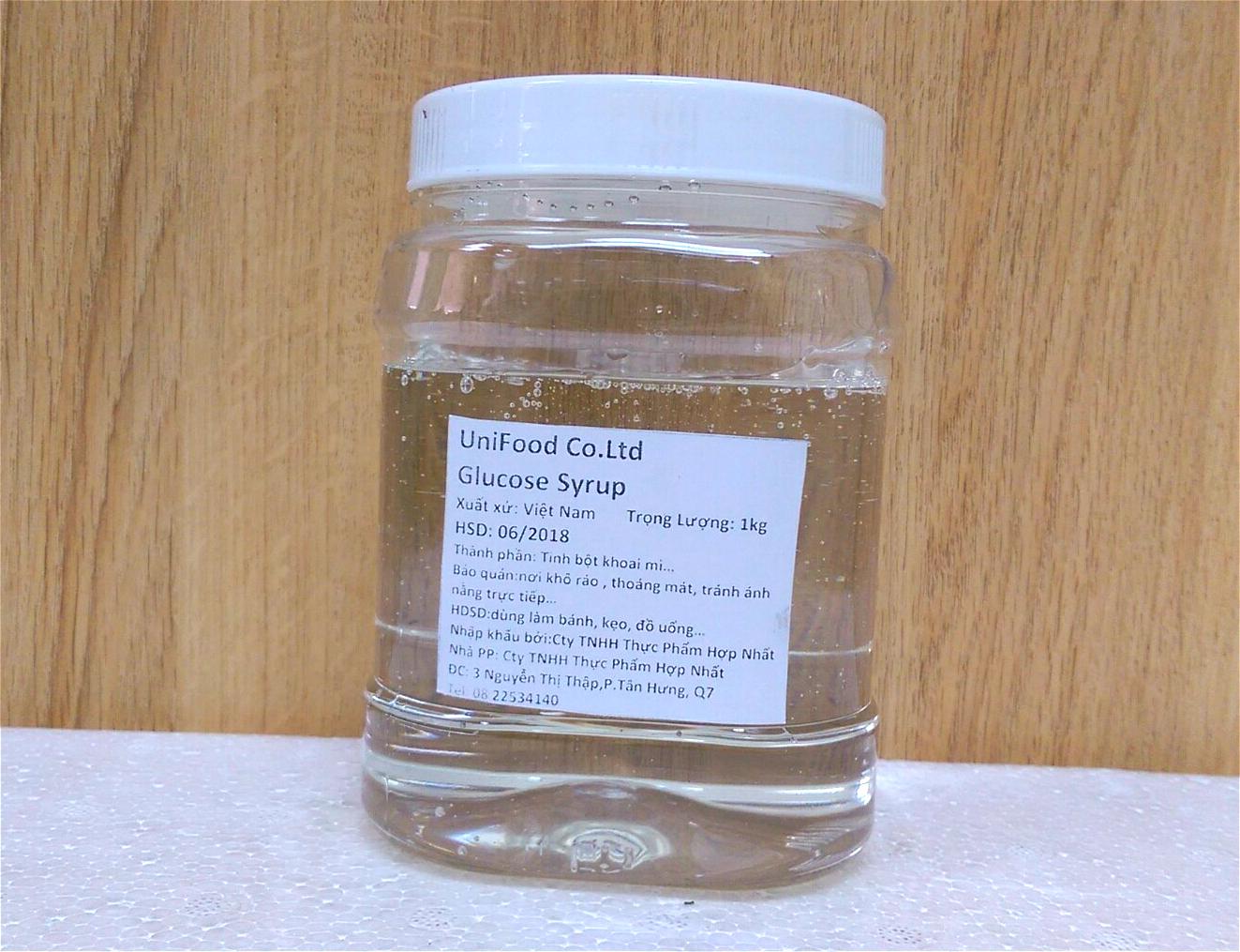 Đường nước Glucose 1kg