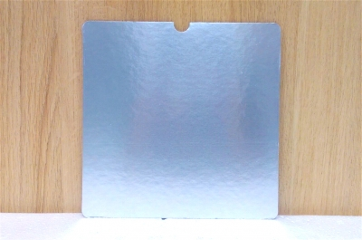 Đế bánh vuông bạc 1.5 tấc