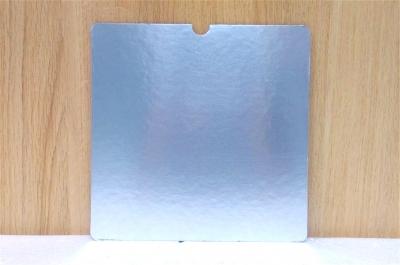 Đế bánh vuông bạc 2.5 tấc