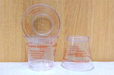 Ly nhựa trong - 20 cái/bịch