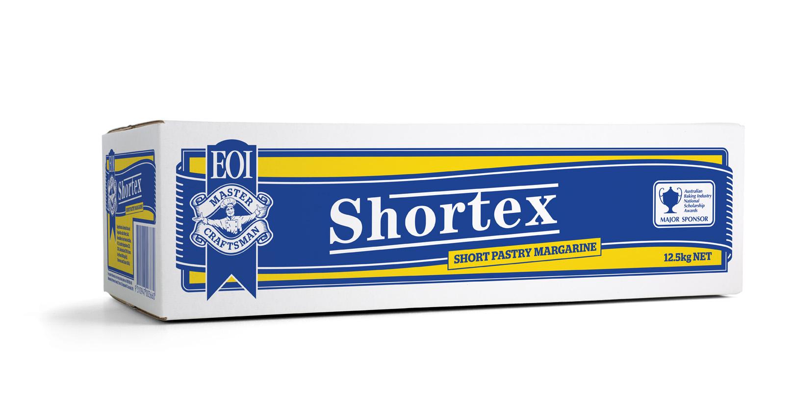Bơ thực vật Shortex 12.5kg/thùng