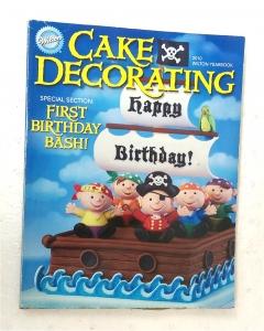 Sách hướng dẫn Cake decorating