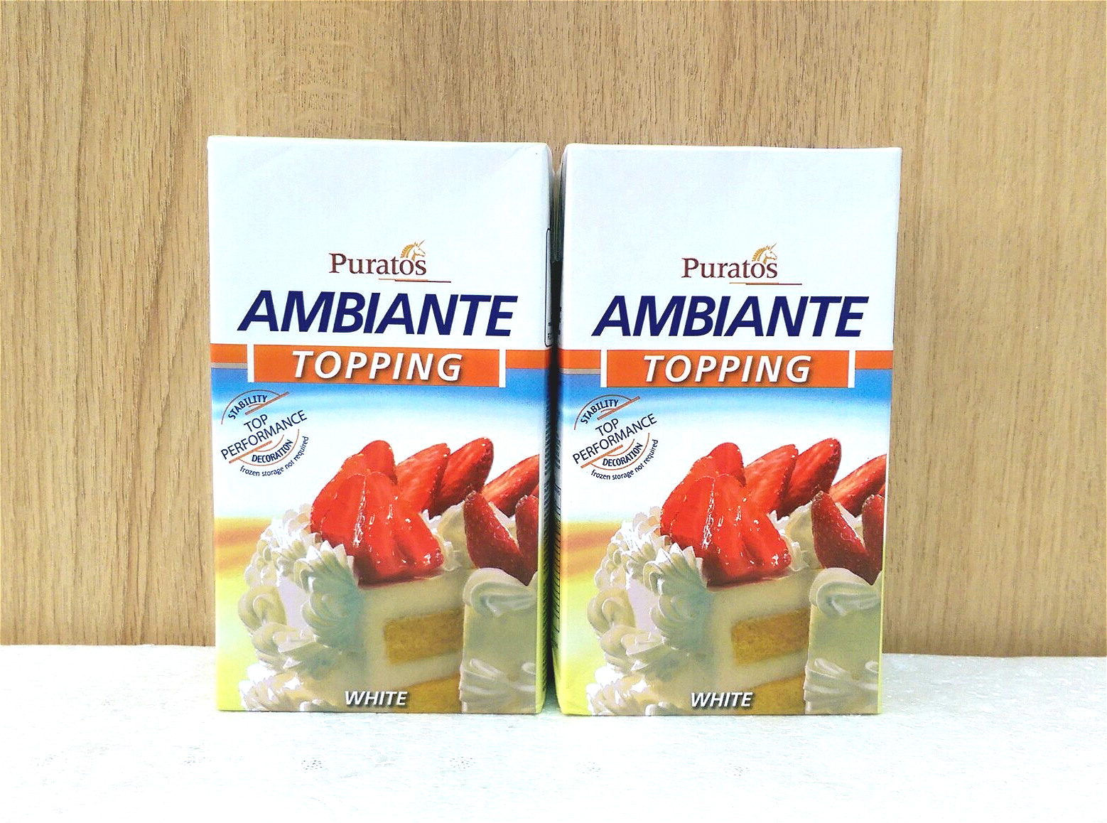 Ambiante Topping