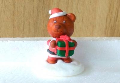 Gấu Noel