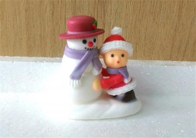 Người tuyết và cậu bé