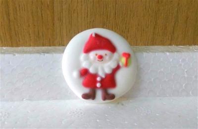 Huy hiệu Ông già Noel