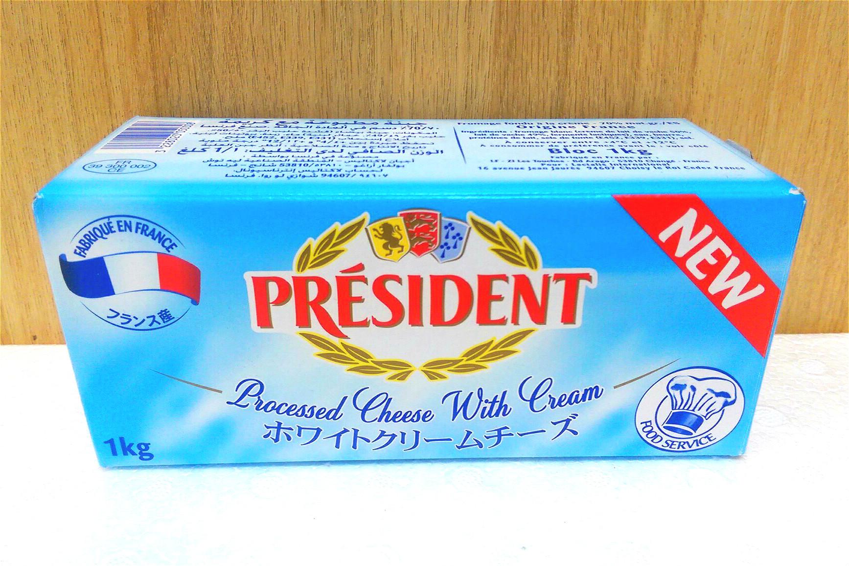 Kem Phô Mai President