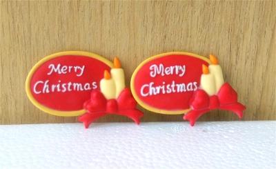 Bảng hiệu Merry Christmas