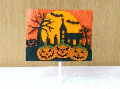 Halloween giấy