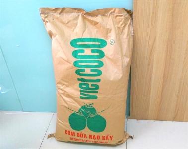 Cơm Dừa Nạo Sấy 25kg/bao