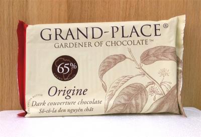 Chocolate Đen Nguyên Chất 65%