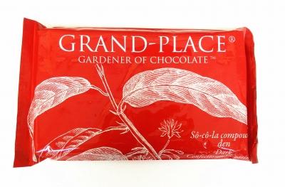 Chocolate Đen Dạng Thẻ 004 / 1kg