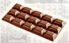 Khuôn nhựa trong Chocolate thanh 3 hàng